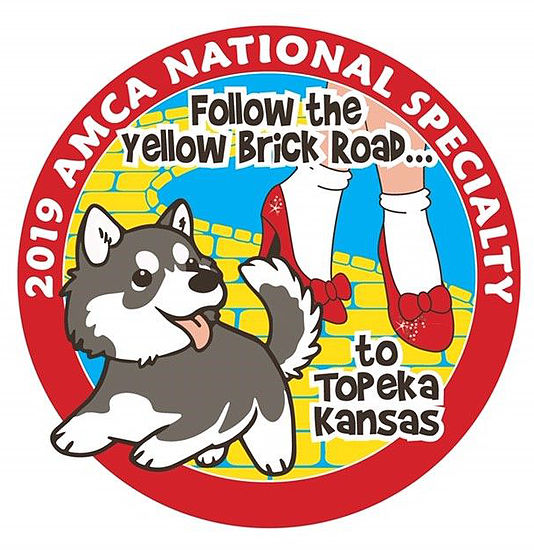 AMCA 2019 National Specialty Logo